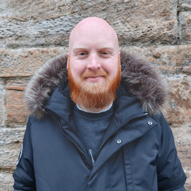 Seb Mackay, Marketing Manager, MBN Solutions